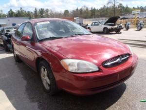 teen's car