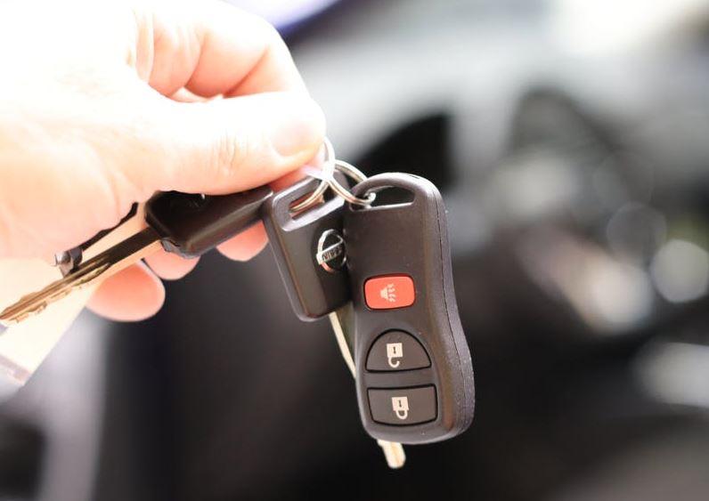 rebuilt title salvage cars for sale keys
