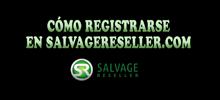 Cómo registrarse en SalvageReseller.com